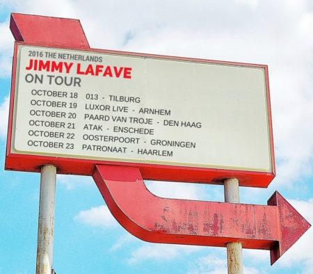 Jimmy LaFave - Holland 2016